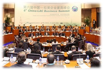 the 6th China-Latin American Countries Business Summit